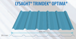 Tôn lợp LYSAGHT® TRIMDEK® OPTIMA®